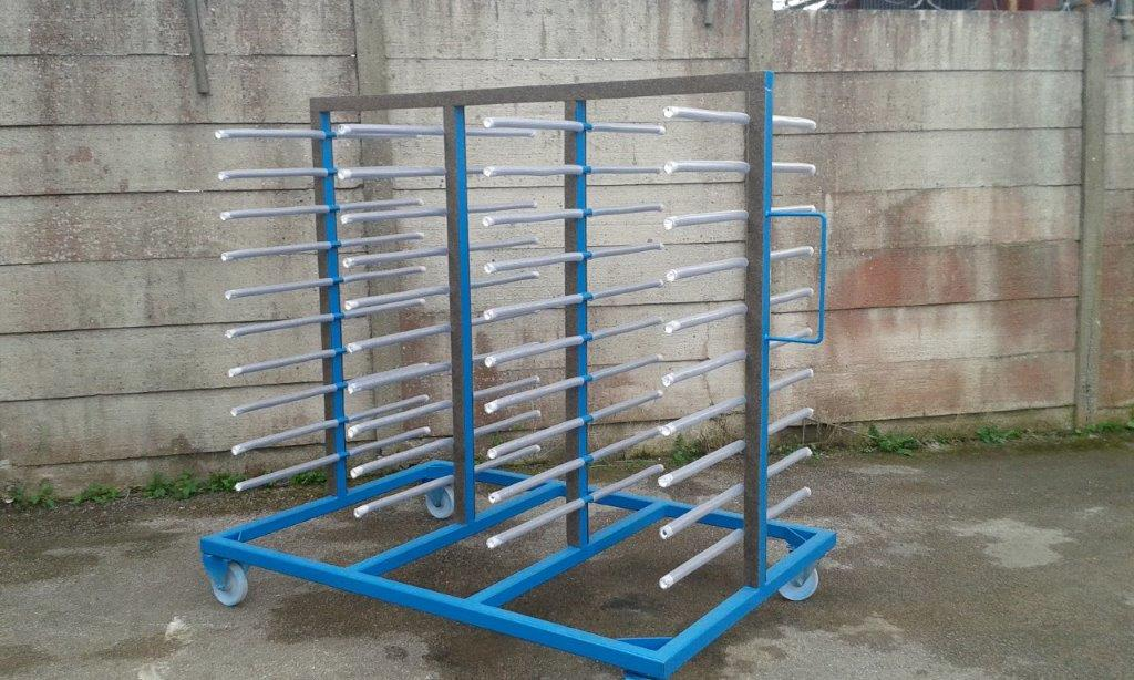 curing rack